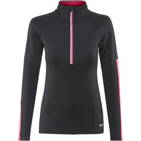 Craft Prep Halfzip Women black/fantasy